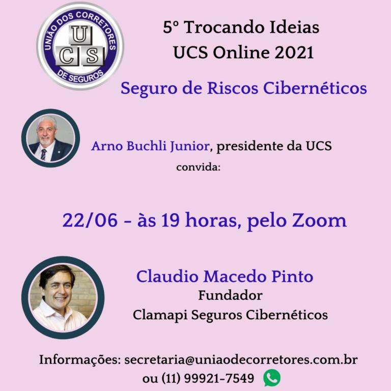 UCS aborda importância e oportunidades dos seguros cibernéticos