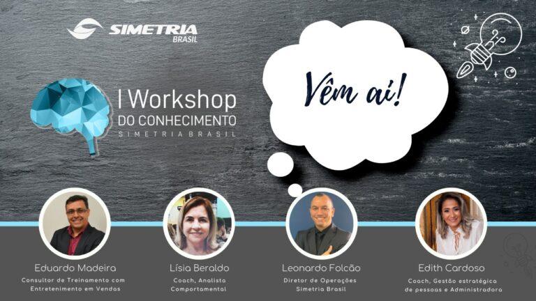 Simetria Brasil promove workshop de capacitação para colaboradores e corretores parceiros