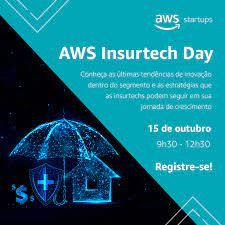 AWS Insurtech Day apresenta tendências de inovação e estratégias para startups de seguro